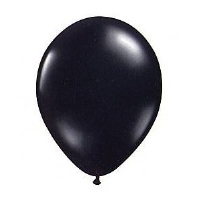 Where to rent .BALLOON, 11  BLACK 100CT. in Kokomo IN