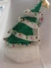 Where to rent .HAT, SPRINGY WHITE C-MAS TREE in Kokomo IN