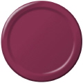 Where to rent .PLATE, 7IN BURGUNDY 24CT. in Kokomo IN