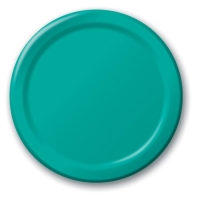 Where to rent .PLATE, 7IN TEAL, 24CT in Kokomo IN