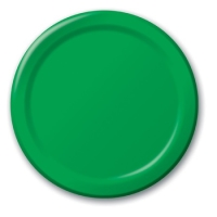 Where to rent .PLATE, 9IN EMERALD GREEN, 24CT in Kokomo IN