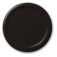 Where to rent .PLATE, 9IN BLACK, 24CT in Kokomo IN