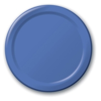 Where to rent .PLATE, 9IN TRUE BLUE, 24CT in Kokomo IN