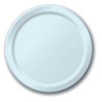 Where to rent .PLATE, 9IN PASTEL BLUE, 24CT in Kokomo IN