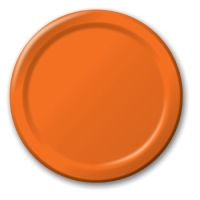 Where to rent .PLATE, 9IN SNKSSD ORANGE, 24CT in Kokomo IN