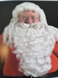 Where to rent .SANTA WIG   BEARD DELUXE in Kokomo IN