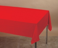 Where to rent .TABLECOVER, 54X108 CLASSIC RED in Kokomo IN