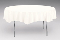 Where to rent .TABLECOVER, 82  OCTY-ROUND WHITE in Kokomo IN