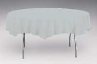 Where to rent .TABLECOVER, 82  OCTY-ROUND SILVER in Kokomo IN