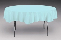 Where to rent .TABLECOVER, 82  OCTY-ROUND PASTEL BLUE in Kokomo IN