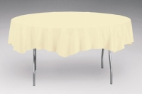 Where to rent .TABLECOVER, 82  OCTY-ROUND IVORY in Kokomo IN