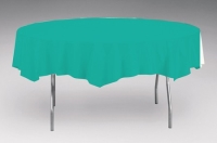 Where to rent .TABLECOVER, 82  OCTY-ROUND TROP TEAL in Kokomo IN