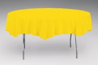Where to rent .TABLECOVER, 82  OCTY-ROUND SCHBS YELLOW in Kokomo IN