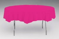 Where to rent .TABLECOVER, 82  OCTY-ROUND HOT MAGENTA in Kokomo IN