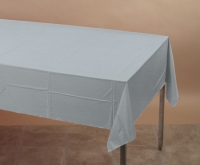 Where to rent .TABLECOVER, 54X108 SILVER in Kokomo IN