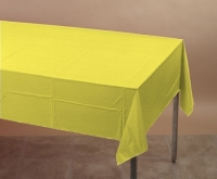 Where to rent .TABLECOVER, 54X108 MIMOSA in Kokomo IN