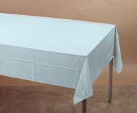 Where to rent .TABLECOVER, 54X108 PASTEL BLUE in Kokomo IN