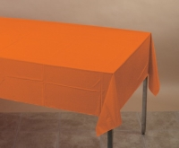 Where to rent .TABLECOVER, 54X108 ORANGE in Kokomo IN