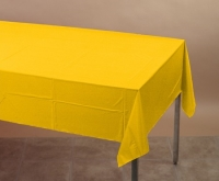 Where to rent .TABLECOVER, 54X108 SCHOOL BUS YELLOW in Kokomo IN