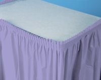 Where to rent .SKIRT, 14FT, LUSC LAVENDER in Kokomo IN